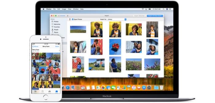 Trasferire Foto Da Iphone A Mac Guida Facile Lezionidi
